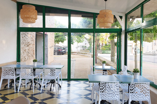 Bar et pizzeria à Martres-Tolosane